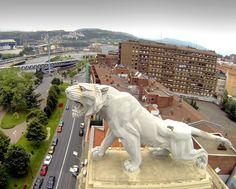 Vistas de Bilbao.