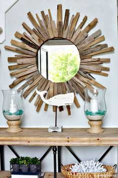 DIY Welcoming Wreath For Your Entryway Tutorial - 100 Ultimate DIY Entryway Ideas That You Can DIY Easily - DIY & Crafts