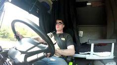 trucker mark longhaul trucking trip3  day1