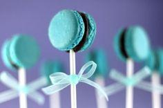 Des cake pops pour une baby shower