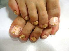 D-produce by yuri toenails design