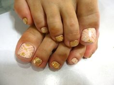 D-produce by yuri toenails design