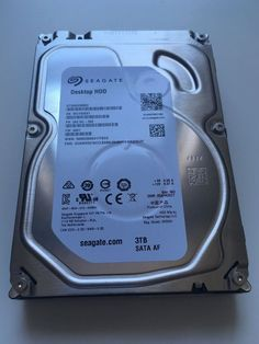 FOR PARTS SEAGATE 3TB DESKTOP HDD SATA 64MB 6Gbps INTERNAL ST3000DM003 #Seagate