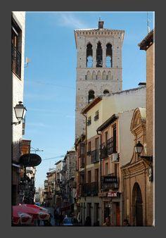 Santo Tome Toledo | ... >> travel >> Toledo - February 2006 > Iglesia de Santo Tome - Toledo