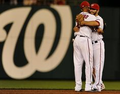 .500 Record Isn't Enough for Nats