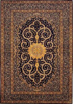 authentic Qum Persian rugs - Google Search