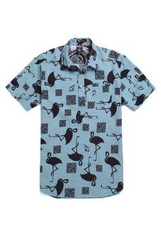 Volcom Pops Short Sleeve Woven Shirt