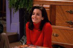 Monica Geller was the most stylish of Friends Informations About El estilo de Monica Geller en Frien Friends Monica Geller, Monica Friends, Cute Friends, Friends Girls, Friends Moments, Friends Series, Friends Tv Show, Rachel Green, Laurence Martin