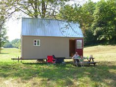 Great blog on a tiny house