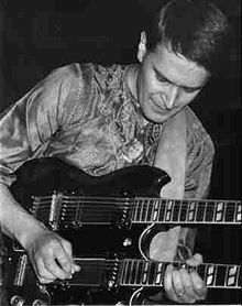 John McLaughlin...one of the best living guitar players in the world