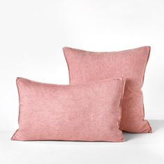 Taie d'oreiller lin lavé chambray, Elina chambray AM.PM