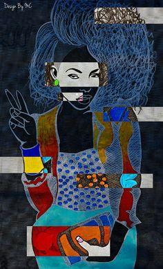 Artist: Marine Cariou