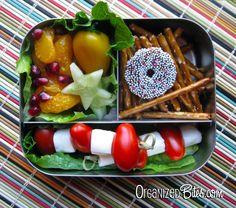 Organized Bites   Vegetarian Bento Made to Order