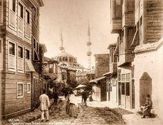 Yingce: Ottoman Empire, Üsküdar 1900.