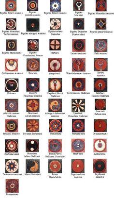 Escudos romanos
