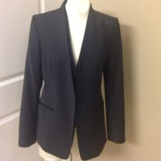 Ann Taylor black dressy blazer New without tags! Very sophisticated! Ann Taylor Jackets & Coats Blazers