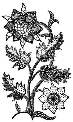 File:17th century embroidered curtain motif.jpg