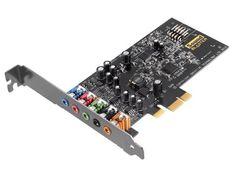 Creative Sound Blaster Audigy Fx PCI-e サウンドカード SB-AGY-FX クリエイティブ・メディア http://www.amazon.co.jp/dp/B00EZCANTC/ref=cm_sw_r_pi_dp_pBYEub0D00NX1