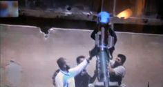 Exclusive: Syrian rebels launching sarin-loaded granades (Video) - http://video.vaseljenska.com/exclusive-syrian-rebels-launching-sarin-loaded-granades-video/
