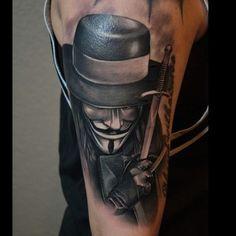 Vendetta Tattoo