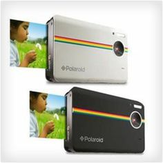Awesome gift ideas! They still make Polaroid cameras!?