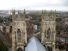 York, England. The most beautiful place I've ever been, I can't wait to go back