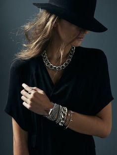 Black & Silver...prachtig!