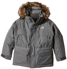 The North Face Boys Mcmurdo Down Parka Jacket   Jacket Shell: 2L HyVent fabric: a waterproof and breathable exterior with a polyurethane (PU) coating Read  more http://shopkids.ca/buy-kid-clothes-jelewery-225/