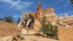 Bryce Canyon 1/2 Day Peek-A-Boo Loop   Bryce Canyon Trail Rides