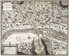 Lutèce - Premier plan de Paris en 360