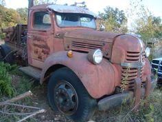1947 Dodge truck, WKA67