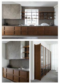60 inspiring modern kitchen interior design ideas 19 raquo Lacalabaza net The Many Sensible Home Interior Modern, Modern Kitchen Interiors, Modern Kitchen Design, Home Decor Kitchen, Home Interior, Interior Design Kitchen, Home Kitchens, Kitchen Ideas, Modern Kitchens