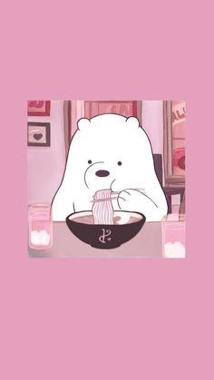 Cute Panda Wallpaper, Cartoon Wallpaper Iphone, Mood Wallpaper, Bear Wallpaper, Cute Disney Wallpaper, Aesthetic Pastel Wallpaper, Kawaii Wallpaper, We Bare Bears Wallpapers, Panda Wallpapers