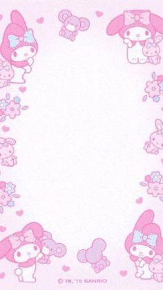 Kawai Notes of My Melody u3u