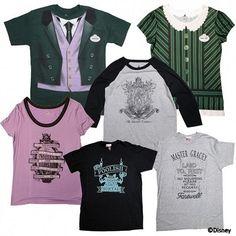 Haunted Mansion Merchandise Arriving at Disney Parks