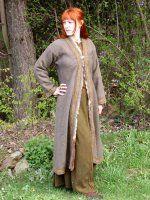 Fur-lined? Viking coat