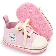 New baby girls Canvas Shoes hard sole Infant Toddler boys moccasin First Walkers baby sneakers Lace-up running Shoes Summer Sneakers, Baby Sneakers, Toddler Girl Shoes, Boy Shoes, Baby Park, First Walkers, New Baby Girls, Girls Accessories, Sims 4