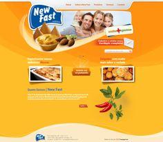 #website    Seu site com um layout exclusivo e conteúdo gerenciável. Confira as vantagens dessa tecnologia acessando: www.esgpropaganda.com.br  Cliente: http://www.newfast.com.br/