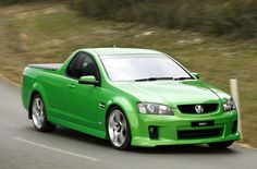 Holden Commodore SS Ute VE