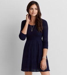 Navy sweater dress from AE https://m.ae.com/web/browse/product.jsp?productId=1393_9907_410&catId=cat6780017