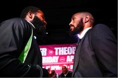 """Tweet Adrien Broner vs. Ashley Theophane PBC on Spike Final Press Conference Quotes & Photos Click HERE For Photos From Stephanie Trapp/Mayweather Promotions & Nabeel Ahmad/Premier Boxing Champions """"Anything is tough when you have a lot of things coming your way. I have tunnel vision. It's fight time. I'm locked-in until I get the job …"""