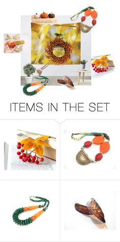 """Happy Autumn"" by vorontsova-tat ❤ liked on Polyvore featuring art"
