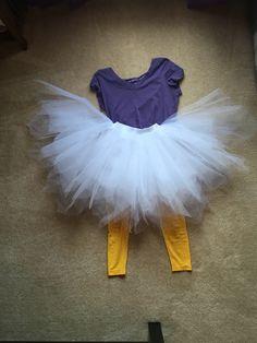 Easy Daisy Duck costume