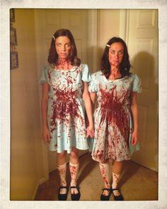 Shining - Quand les enfants se déguisent pour Halloween