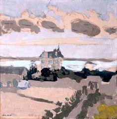 Edouard Vuillard (French 1868–1940) [Post-Impressionism, Les Nabis] Title?? Date??