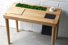 Eat Play Grow Table: to encourage children to grow & prep their own food