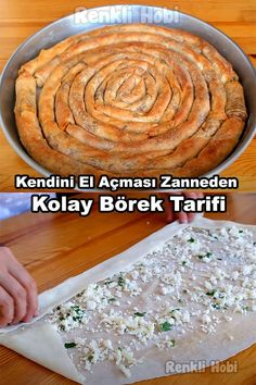Turkish Recipes, Ethnic Recipes, Dumpling Recipe, Turkish Delight, International Recipes, Bread Baking, Pasta Recipes, I Am Awesome, Food And Drink