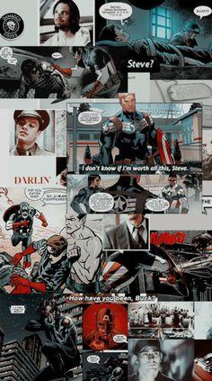 Marvel Wallpapers, Avengers Wallpaper, Funny Tumblr America, Tumblr Funny, Marvel Avengers, Marvel Comics, Marvel Tumblr, Marvel Background, Stucky