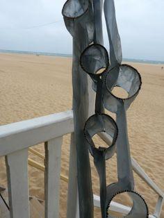 Drying at the beachhut