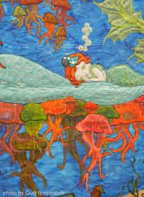 Quilt Inspiration: Under the sea